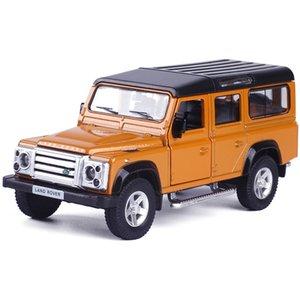 Defender 1:36 Simülasyon Oyuncak Araçlar Alaşım Geri Çekin Mini Araba Çoğaltma Orijinal Fabrika Model Oyuncaklar Koleksiyonu Tarafından Yetkili Z1202