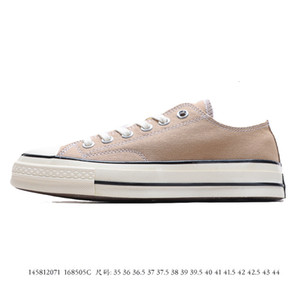 Canvas 1970s trend versatile summer breathable classic casual low top shoes