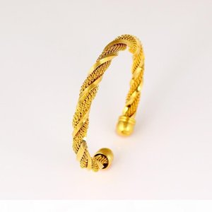 H 9 Ct 10 K Yellow Gold Filled Kids Childs Torq Bracelet Torque Bangle Gift Box Twisted Bangle Open Polished Satin Hinged Young