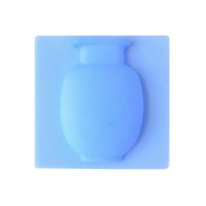 سيليكون المزهريات السحرية الالتصاق الإبداعي جدار ديكور المزهريات الثلاجة الجدار شنقا لينة reusable زهرية الأواني زجاجة الزهور ديكور المنزل PPB4249
