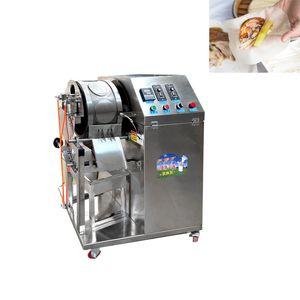 Machine de pancake de chauffage automatique de gaz automatique grande machine de gâteau de canard rôti de machine de gâteau de gâteau de gâteau à gâteau à gâteau de gâteau