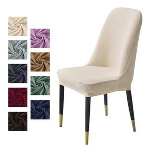 Lellen 14 Farben-weiche Gewebe Universalgröße Stuhl-Abdeckung Sitzbezüge Big Elastic Slipcover Für Hotel Dining Room Dekoration