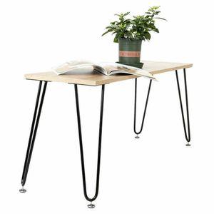 NEW Coffee Metal Table Desk Hairpin Legs 16