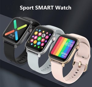 ECG Smart Watch 1.4'' Full Touch Screen Fitness Tracker Heart Rate Blood Pressure Pressure Monitor Bracelet PK B57 P8