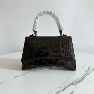 Обновление версию дизайнерские женские сумки сумки для плеча кродовательный кожаный кошелек высокое качество натуральная кожа крокодил роскошь