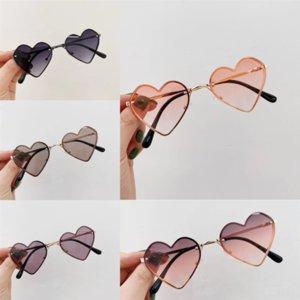Glass Frame Uomo Lettura Lettura Pieghevole Pieno Occhiali da vista Amore Woens 2021 Active Shutter Glasses Bambini Bambini in metallo Nuovo Portatile KP5RJ Glasses Scro