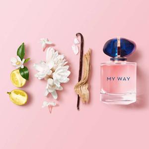 Parfüm-Duft für Frauen Parfümspray Mein Weg 90ml EDV-Blumennoten Beste Qualität langanhaltender Duft und schnelles Versand