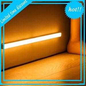 Plutus-Quinn LED Light Motion Sensor Wireless USB a pagamento 20 30 40 50 cm Notte per cucina Armadio