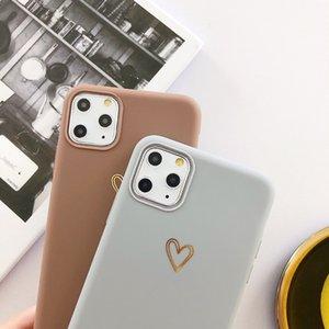 Pingguo Simple 11 amantes 12promax love for XS XR Case Telefone 7 / 6S Macio 8Plus