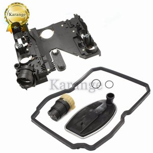 Transmission Conductor Plate+Connector+Filter+Gasket KIT For Mercedes Benz 722.6