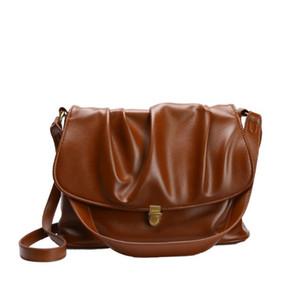 Leather Designer Chain Shoulder Bag For Women Big Crossbody Messenger Bags Lady New Female Handbag Totes