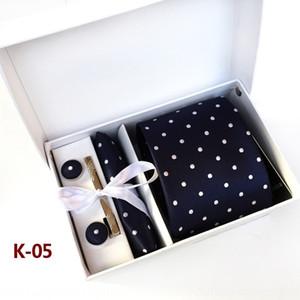 Lyyz Moda Homens para Leopardo Skinny Gravatas Coréia Laço Amarelo Imprimir Gravata Pequena Prejuda Inglaterra Estilo Verificação Vermelho Acessório 2 Pcs Box Lot