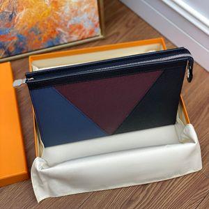 2021 Nuevo estilo de color All Cuero Bolso de cuero El uso de exquisitos incrustaciones de cuero M30718 Mostrar elegancia de las bolsas de viaje de personalidad requeridas