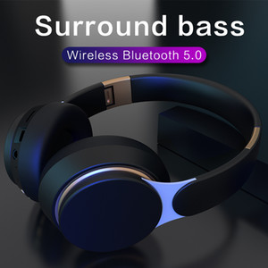 Wireless Bluetooth headset, hi fi audio headset, folding portable mobile phone with microphone, computer headset, MPs player