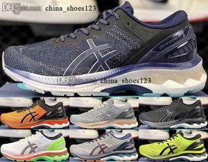 Ragazze in esecuzione Gel-Kayano Uomo Mens 12 EUR Sneakers Astices Allenatori Zapatos Donne Scarpe 38 46 Gel Zapatillas Kayano 27 Scarpe Dimensione US Casual
