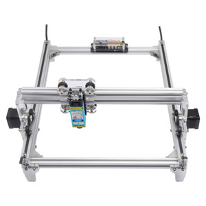 Professional Laser Engraving Machine Desktop DIY Laser Engraver Cutter Logo Mark Printer Working Area
