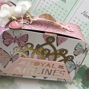 KSCRAFT Suitcase Metal Cutting Dies for DIY Scrapbooking Card Making Kids Fun Decoration Supplies Q1114