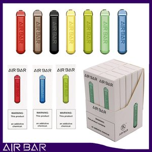 En stock Bar Air Bar LUX Dispositivo de POD desechable 1.8 ml Kit de pluma VAPE 380 MAH BATERÍA 500 Puffs Vapores E CIGS Kit de arranque del sistema portátil