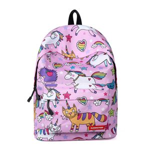 Fashion Floral Print Women Backpacks Canvas Preppy School Backpack for Student Casual Female Travel Bags Rucksacks