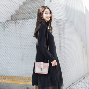 Hot Sale luxurys designers bags 2020 hot solds women fashion handbag Pack Korean Single Shoulder bag Pack Slant Pack Wholesale crossbody bag