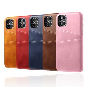 Funda telefónica de la cubierta trasera de Pu Lleel para iPhone 12 11 Pro Max XR 7 8 Samsung A01 A31 A41 A51 A71 S20 Note20 PLUS HUAWEI MATE40 P40 LITEE PRO LG