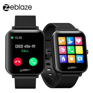 Zeblaze GTS Smart Watch Bluetooth Receive Call IP67 Waterproof 1.54 inch IPS Screen Sleep Tracking Sports Smartwatch Men Women