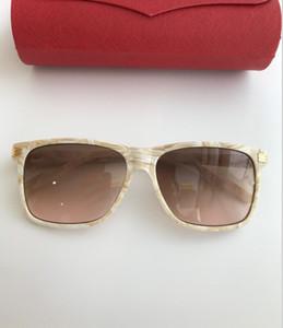 New top quality 0160 mens sunglasses men sun glasses women sunglasses fashion style protects eyes Gafas de sol lunettes de soleil with box