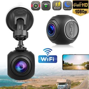 Mini WiFi Car Dash Cam FHD 1080P GPS Camera Dashboard W  G-Sensor Night Vision Camcorder Actie Camera Video DV Portable