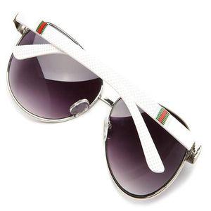Mens Women Big Frame Sunglasses Flat Light Oversized Man Woman Fashion Sunglass Luxury Lentes Eyewear Popular Sun Glasses Plain Glass 66332