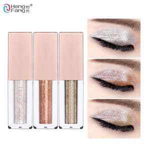 top seller 6 colors lot Metal Liquid Eyeshadow Glitter Eye Shadow Liquid Shimmer Stick Beauty Tool Korea Cosmetic for gilrs free shipping