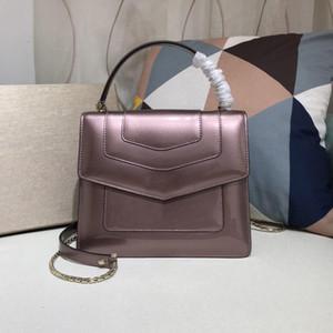 Desi JLJX NEW 2020 0001 Женский Crossbody Luxurys Дизайнеры сумка 20 * 16 * 9см Сумка Luxurys Кожаные Группы Сумка Плеча Высокое Качество P QFKRT