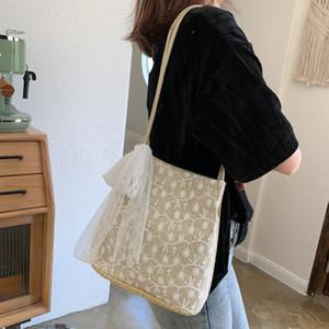 Summer Beach Vintage Women Girls Crochet Braid Crossbody Bags Shoulder Retro Messenger Bag