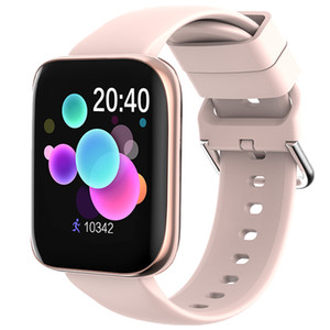 2020 S2 Men Women Smartwatch Full Touch screen Support Bluetooth Call Music Heart Rate Blood Pressure Smart Watch for Android