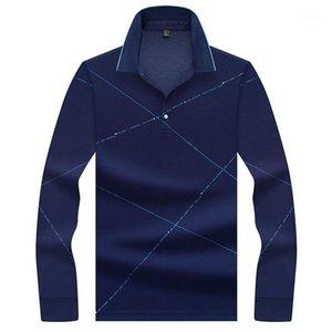 Brand Zone Jungle Men 2020 Fashion Camisa Shirts Manica lunga Manica Mens Camicia da uomo traspirante Tee Tops 86021