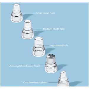 Portable Vacuum Blackhead Remover Face Deep Pore Cleaner Acne Pimple Removal Facial Skin Care Beauty Machine F sqcoBM