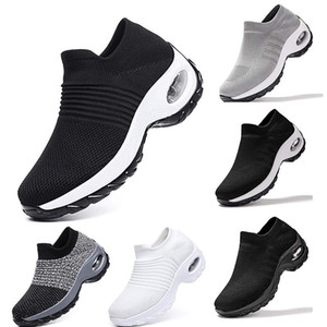 Hot Sale Fashion Men Shoes Mesh Breathable Sneakers Walking Male Footwear New Comfortable Lightweight outdoor shoes C-200301159