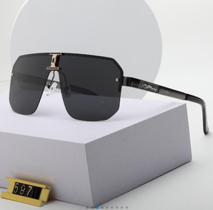 classic evidence millionaire sunglasses retro vintage men Z0350W laser shiny gold frame unisex style top quality come with box