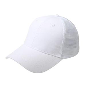 Women's Ponytail Baseball Cap Women Snapback Summer Mesh Hat Female Fashion Hip Hop Hats Casual Adjustable Outdoor Bone H bbybJa
