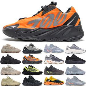 PK Runner Scarpe da corsa 700 Sun MNVN Arancione Magnete V2 Tephra Utility Vanta Ospedale Blu 500 Soft Vision Black Men Donne Designer Sneakers