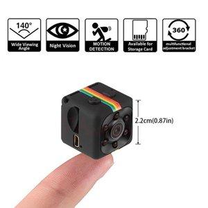 SQ11 Mini HD Camera Corders Webcam 1080P Web Sport DV Sensor Night Vision Car DVR Camera Wide Angle Web Cam Camcorders
