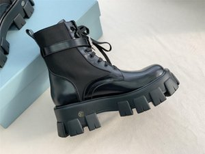 2021 ladies rois fashion black ankle ankle boots leather comfortable Martin boots high quality women's boots