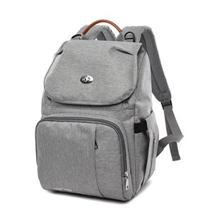 Backpack Large Maternity Fashion Diaper Bag Baby Backpack Bag Fmqdr Designer Travel USB Care Stroller Nappy Nursing Dkurd