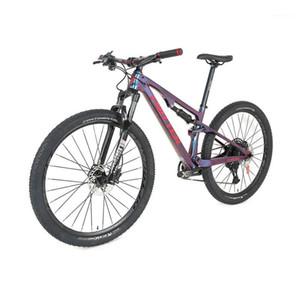 자전거 탄소 자전거 트위터 Zite 2x12 속도 모든 지형 더블 흡수 섬유 산 크로스 컨트리 성인 road1