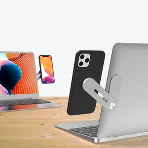 2020 Новое обновление Двойной монитор Дисплей Зажим Регулируемый Компьютер Держатель Телефон