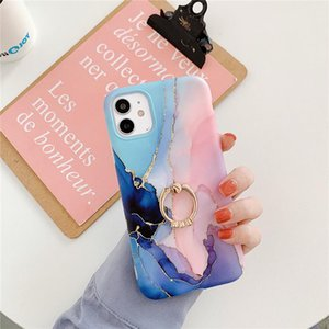 Ring Marble Cases For Samsung Galaxy S20 Ultra S8 S9 S10 S20 Plus S10e Soft Silicone Back Cover For Samsung Note 10+ wmtIlz infant2005
