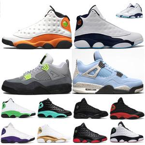 4s 13s  S فلينت رجل حذاء كرة السلة الجزيرة الخضراء القط الأسود تاريخ الطيران ولديك لعبة DMP الرياضية حذاء رياضة 5،5 حتي 13