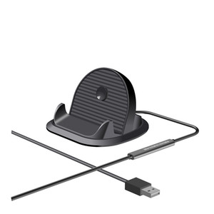 C9 10W 2 en 1 voiture QI Chargeur sans fil Chargeur rapide Station de quai de la station de dossier antidérapant Tableau de bord de la voiture de bureau de bureau pour Samsung iPhone