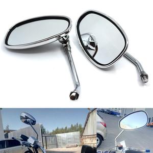Universal Motorcycle Rearview Mirror 10mm 타원 거리 자동차 백미러 용 Suzuki GSXR750 GSXR600 GSXR1000 TL1000S K2 K3 K4