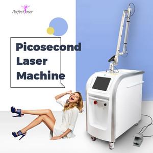 2021 최신 Picosecond 레이저 문신 주근깨 제거 기계 전문 YAG Picosecond 레이저 Tato 제거 뷰티 장비