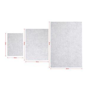 LTQ Rosin Press Paper Food Grade Baking Paper 10*15cm 20*15cm 20*30cm 50pcs pack Fit KP-1 KP-4 Press Machine